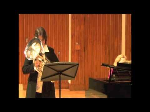 Pearl Suite, III. Susi - Roland Szentpali; Gretchen Renshaw, euphonium