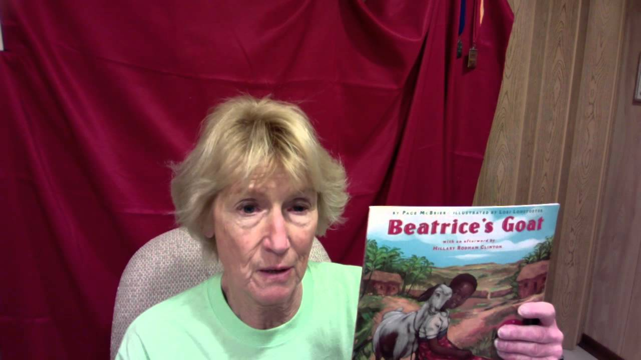 Beatrice's Goat Lesson 2015 - YouTube