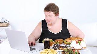 Как похудеть без диет и спорта, сидя за ПК