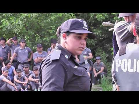 POLICIA LOCAL ENTRENAMIENTO DICIEMBRE 2016