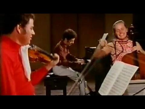 Immortal Music: Schubert Piano Quintet D667/The Trout/Jacqueline du Pré, Barenboim, Perlman, Pinchas