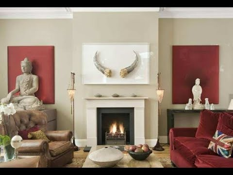 what is the best color for living room feng shui pictures with brown leather furniture must look 24 youtube