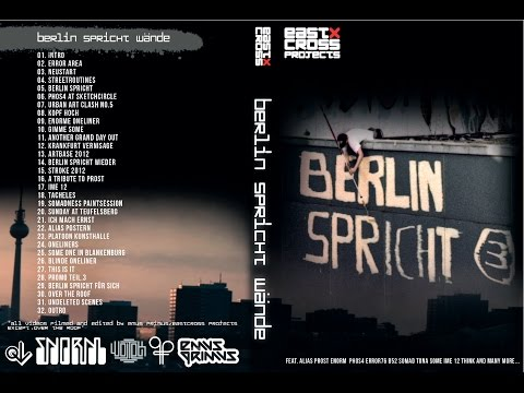BERLIN SPRICHT WÄNDE (full movie HD)
