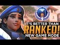 Overwatch: NEW 6v6 Mode is BETTER Than Ranked!