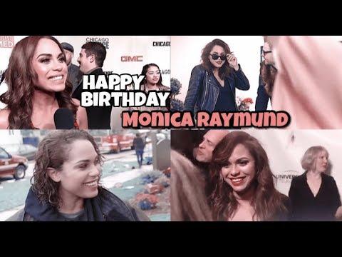 Happy 31st Birthday Monica Raymund   I am a rebel.