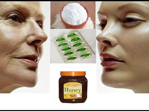 Home Remedies To Prevent wrinkles, fine lines | Rice Anti - Aging face Pack