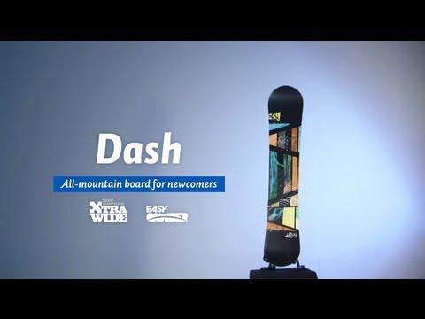 Dash - Volkl Snowboards 2013