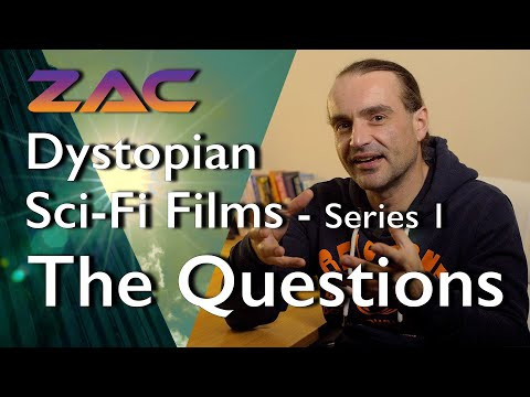 The Questions | Dystopian Sci-Fi Films | Series 1