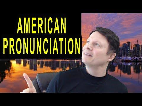 American Pronunciation tips| speak like an American | Learn English Live with Steve