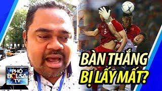 Dũng Taylor phân tích bàn thắng bị trọng tài lấy mất của đội tuyển Việt Nam