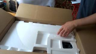 Розпакування Монітор 23'' LG 23MP57HQ-P
