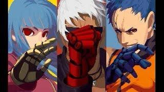 The King of Fighters 2001 Longplay - K', Iori, King & Kula