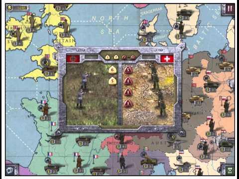 Game Review (Edu): European War 2