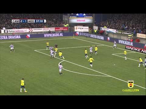 Samenvatting SC Cambuur - sc Heerenveen (2-1)