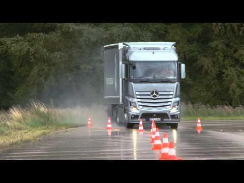 Mercedes Benz : le nouvel Actros proche de la perfection