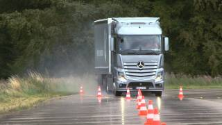 Mercedes Benz : le nouvel Actros proche de la perfection