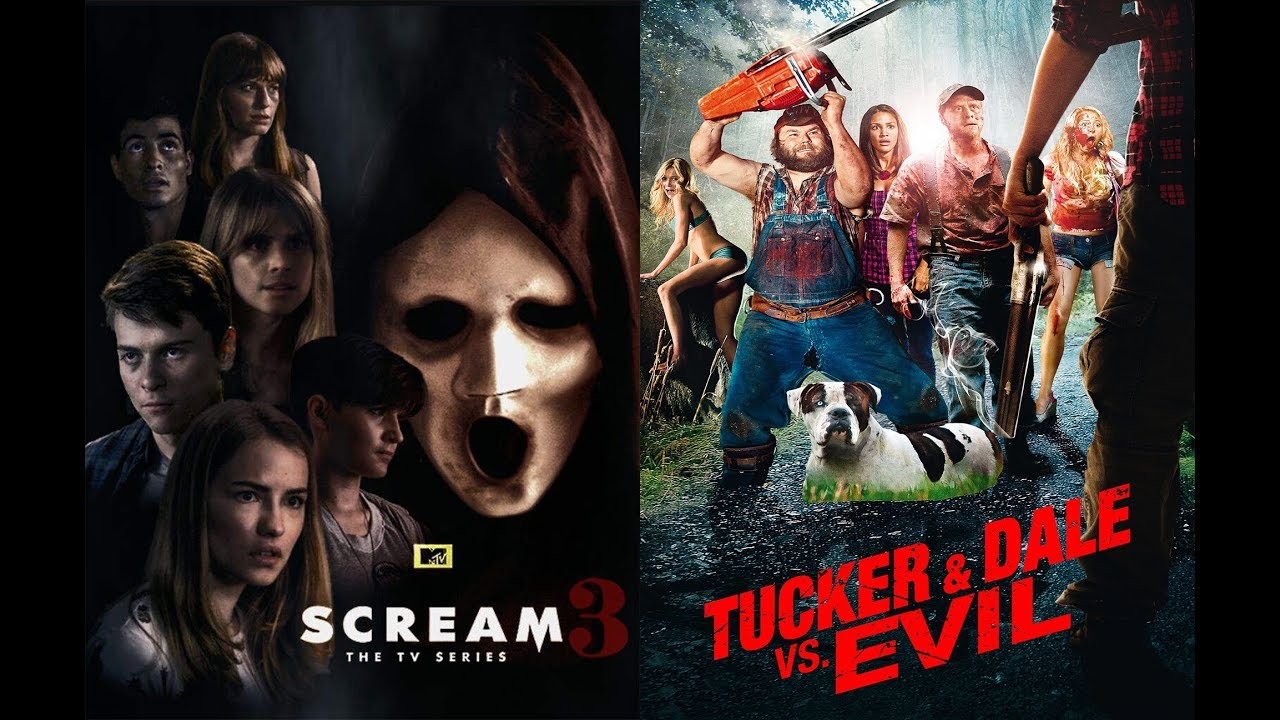 Download WHAT HAPPENED TO SCREAM SEASON 3 AND TUCKER AND DALE VS THE EVIL SEQUEL?