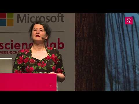 re:publica 2014 - Wibke Ladwig: Ein blindes Huhn ist ke... on YouTube