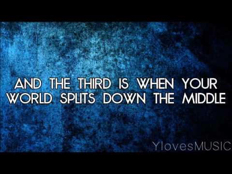 The Script - Six Degrees Of Separation (Lyrics)