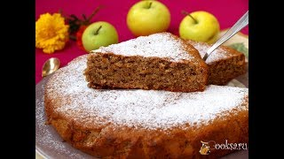 Яблочно ореховый пирог Для детей