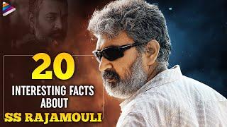 20 Interesting Facts About SS Rajamouli | Happy Birthday Rajamouli | Telugu FilmNagar