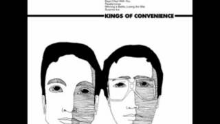Kings Of Convenience, An English House