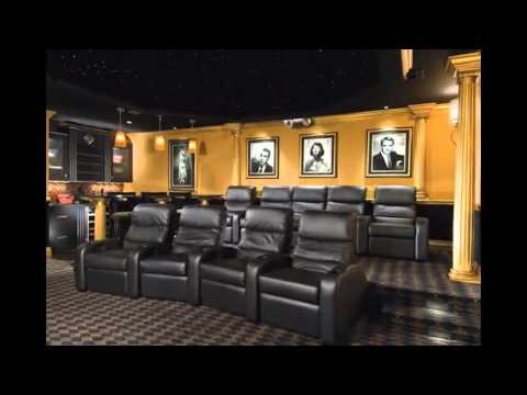 Home theater room colors ideas youtube Home theater colors