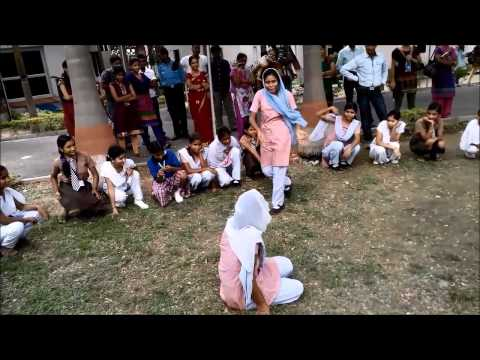 Street Play on Dowry by Kasturba Gandhi Balika Vidyalayas (UP)