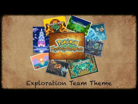Pokémon Exploration Team Theme - PMD Explorers Piano Arrangement - Arata Iiyoshi