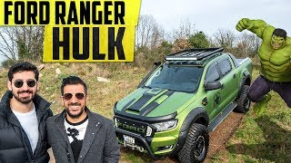 Ford Ranger Hulk | SMASH!