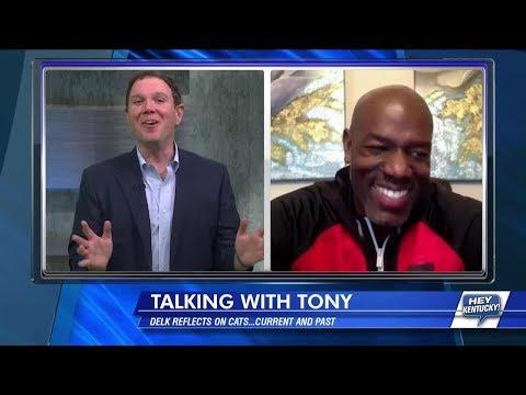 Matt Talks With Tony Delk
