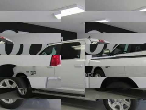 2019 Dodge Ram 1500 Classic Crew Cab Lone Star White New For Sale Near Plano