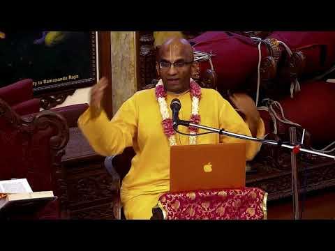 Chaitanya Charan Prabhu Lecture On Understanding How Krishna's Love Is Unconditional