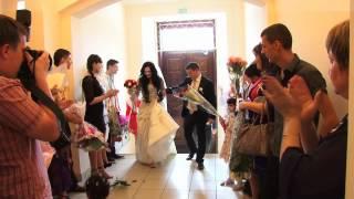 Артём и Наташа.Видеосъемка Свадьба в Таганроге  Видеооператор 89298214909