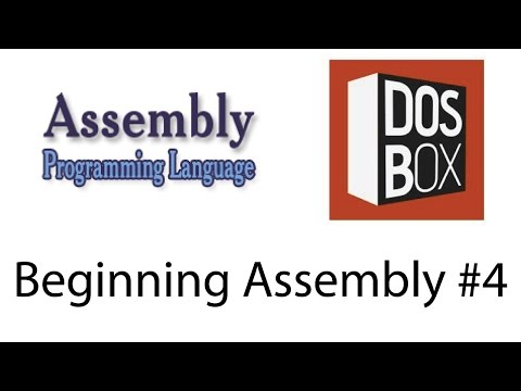 Beginning Assembly 4: Adding Two Numbers
