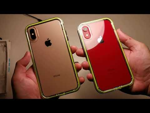 Lifeproof SLAM Unboxing & First Look - iPhone XR/XS/XS MAX