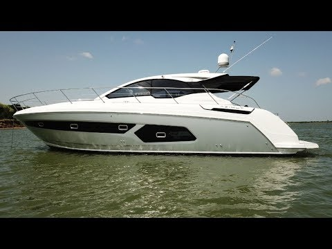 2019 Azimut A43 | For Sale At MarineMax Dallas Yacht Center