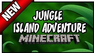 Minecraft: Jungle Island Adventure | Ep.1, Dumb and Dumber