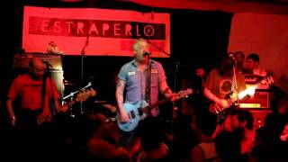 Down By Law - Burning Hearts (2/4) @ Anacrusa Fest 2010 - Estraperlo - Badalona