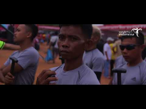 Wonderfull Indonesia Highlight Internasional Dragon Boat 2017 Tanjung Pinang