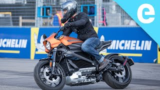 Test Ride: Harley-Davidson LiveWire electric motorcycle