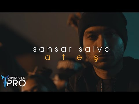 Sansar Salvo - Ateş (Klip Tanıtım)