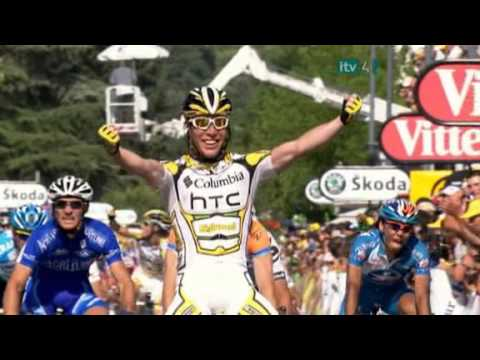 2009 Tour de France Stage 14 Highlights