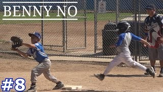 IS LUMPY SAFE OR OUT? | Benny No | BASEBALL GAMES WITH LUMPY #8
