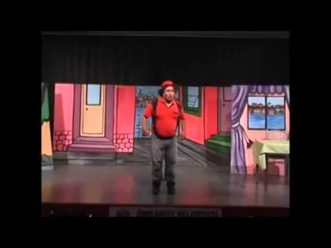 Koza  Tiyatrosu Çocuk Oyunu Azimli Çocuk