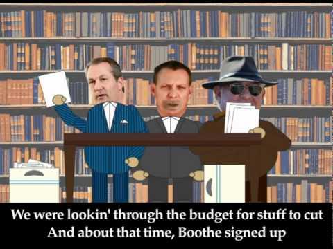 Public Funds Republican Bootleg Run