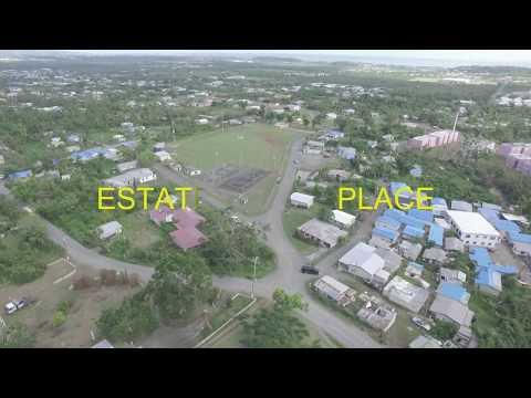 St.Croix, USVI;  Est Grove Place / Eulalie Rivera Elementary School
