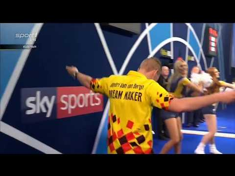Dimitri Van den Bergh - PDC 2018 (Walk on)
