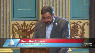 Sen. Stamas: Thank you for helping the Midland area recover