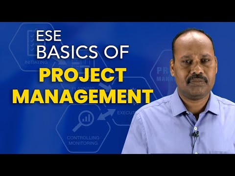 ESE-17-Basics of Project Management